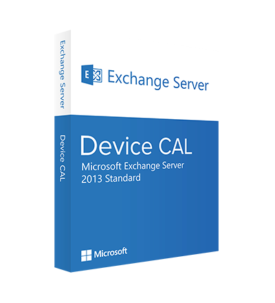 Microsoft Exchange Standard 2013 Device CAL