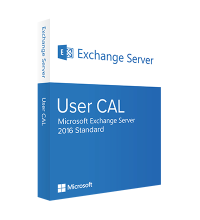 Exchange Server Standard 2016 User CAL