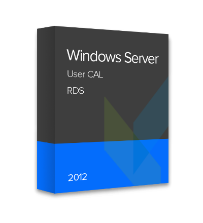Windows Server 2012 User CAL RDS – 1