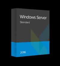 Microsoft Windows Server 2016 Datacenter w// 50 RDS DEV CALs 16 cores+RETAIL