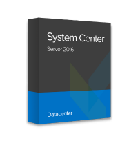 System Center Server 2016 Datacenter (16 cores)