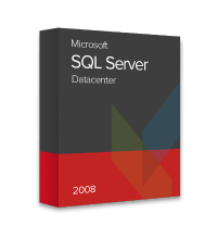 SQL Server 2008 Datacenter (per CAL)
