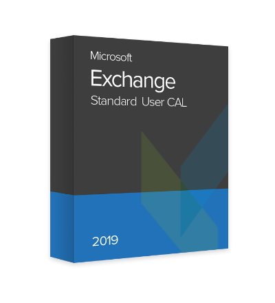Microsoft Exchange 2019 Standard User CAL