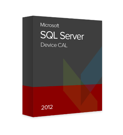MS SQL Server 2012 Device CAL