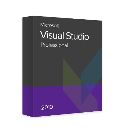 Microsoft Visual Studio 2019 Professional - Software Deals