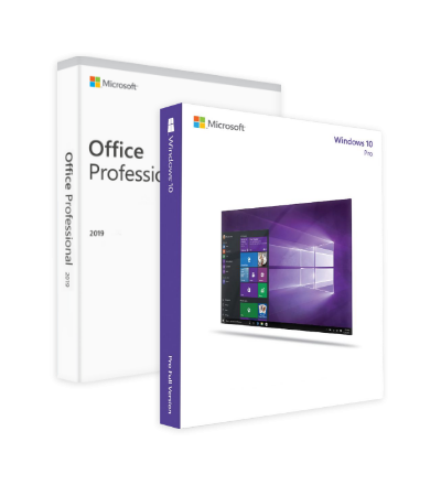 Windows 10 Pro - Office 2019 Professional