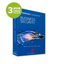 Bitdefender GravityZone Business Security – 3 Years / 1 Device