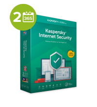 Kaspersky Internet Security – 2 Years, new subscription