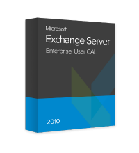 Exchange Server 2010 Enterprise User CAL